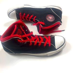 Converse All Star ⭐️White & Black High Top👟